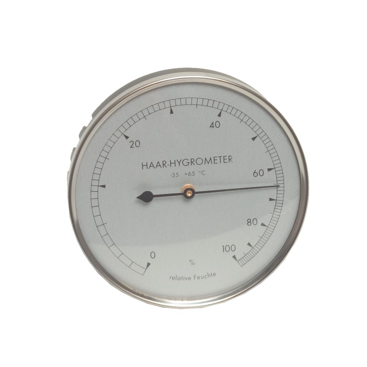 Thermometers en hygrometers