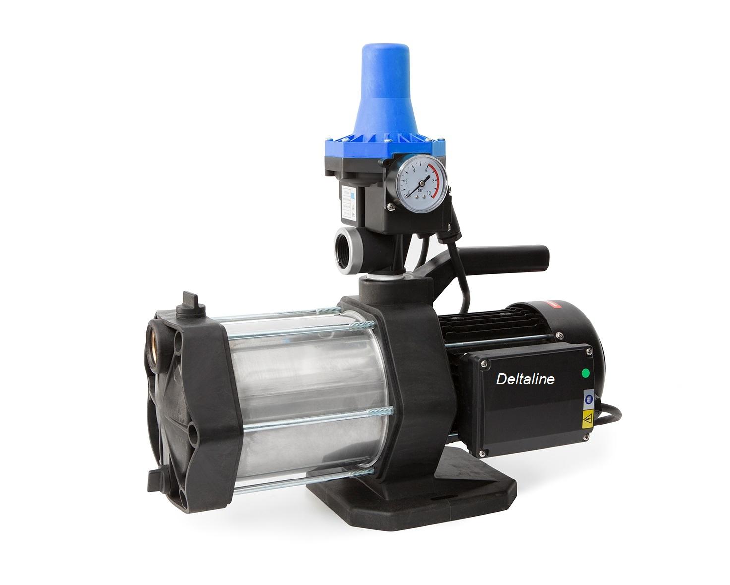 GERUISLOZE Hydrofoor Multi Rain pompen 4,8 m3 per uur tot 6 m3 per uur voor oa Toilet Gebouwen