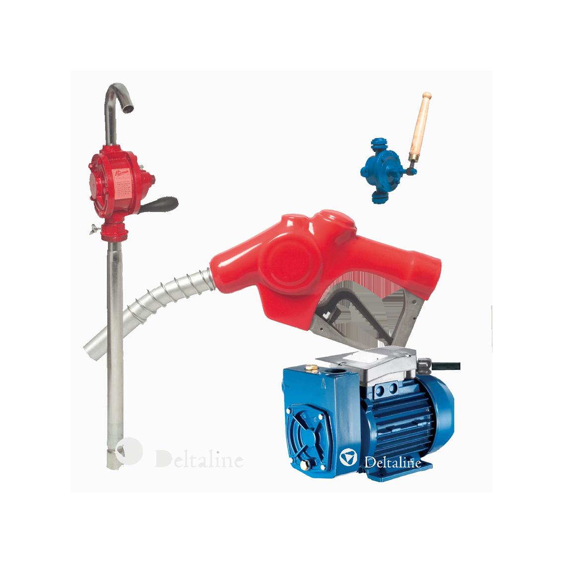 brandstofpompen onderdelen vatpomp