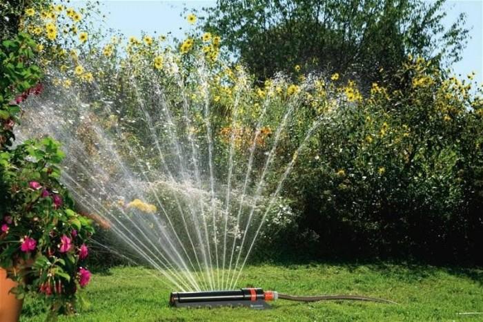 Gardena sproeiers