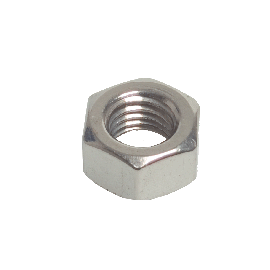 RVS zeskantmoer (DIN 934) A2