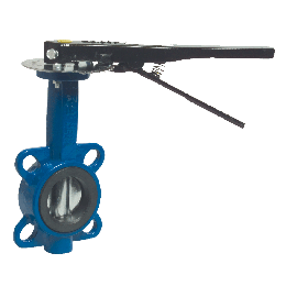 Vlinderklep type Mega 601