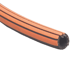Rubber slang type Starkler / prijs is per meter