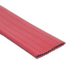 Brandslang rood PU-gecoat / prijs is per meter en alleen per volle rol
