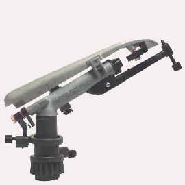 Sektorsproeier R8/20 max een bereik van 25 meter.