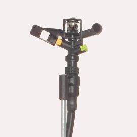 NAAN kunststof sproeier type 5022 U kompleet