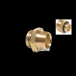 Multi-Fit draadnippel met O-ring