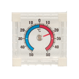 Kleefvensterthermometer