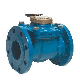 Industriewatermeter Type Woltman volgens CEE norm