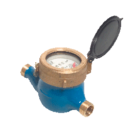 Koud watermeter natlopend Kiwa-keur type DS 78 TBR