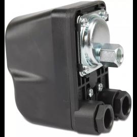 Drukschakelaar, 230 volt voor hydrofoor pompen Saer, Ebara, Foras, Leo   TYPE PM/ 5 instelbaar  1-5 BAR