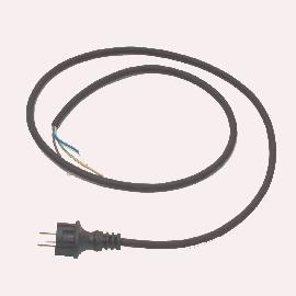 Losse kabel met stekker