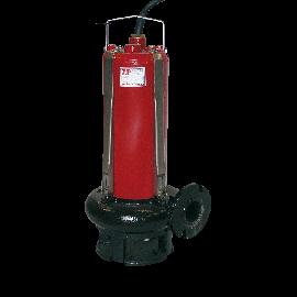 Vuilwaterpomp voor het zware werk, 60 m³/uur tot 90 m³/uur