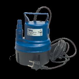 Megavlakzuigende dompelpomp voor schoon watertype Q2007 IP 68 - 4,2 m³/uur