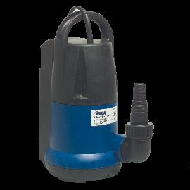 Mega  dompelpomp met ingebouwde vlotterschakelaarvoor schoon water type Q 5501 - 11 m³/uur