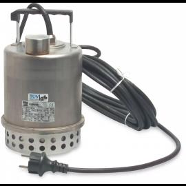 Ebara Rvs dompelpompen type BEST 230 V zonder vlotterschakelaar vanaf 9 m³/uur tot 18 m³/uur   4 types