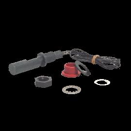 Vlotterschakelaar met rubber manchet type LS 80 35