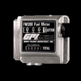 GPI vloeistofmeter