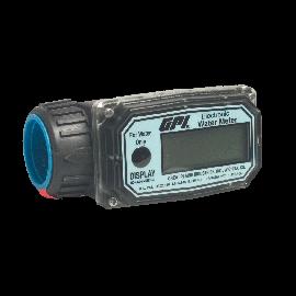 Electronische doorstroommeter voor water type GPI W