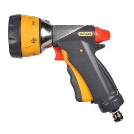 Hozelock broespistool, Ultramax multi-spray, metaal, 7 sproeistanden