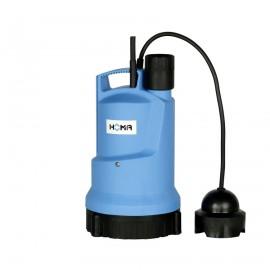 Homa dompelpomp voor schoon- en vuilwater, mantelgekoeld, C 240 WF Sensoflat, vlakzuig, 230V