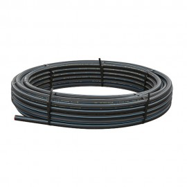 Zpe buis met Kiwa keur, 6,3 bar   16 mm     Voor druppel systemen bv onder straatwerk naar de druppel leiding toe