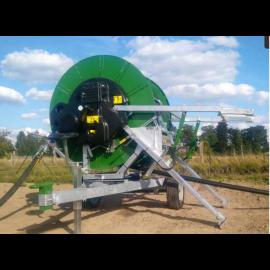 Opti Rain ST2 haspel Ø 75 mm lengte rol : 200 meter Model : 75TG200
