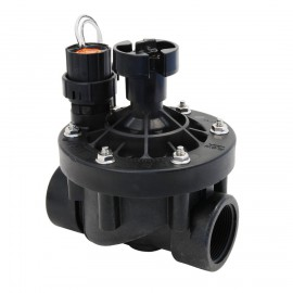 "Rain Bird magneetventiel 24 Volt wisselstroom, model 150-PEB, 1½"", max. 34 m³/uur"