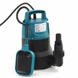 LEO dompelpomp met vlotter, type LKS   6 en 9 m3 per uur  doel  afval water of schoonwater