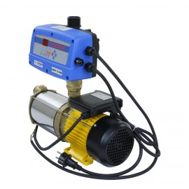 Normaalzuigende hydrofoor, MPI pomp BMP90-5 I, Coelbo frequentieregeling Speedmatic Easy 12MM