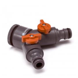 Gardena®-2-weg-ventiel.png