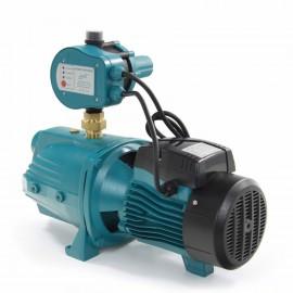 LEO zelfaanzuigende hydrofoor, gy, type AJm75, 230 V, 0,75 kW, incl. pompcontrol ,   3,9 m³/uur