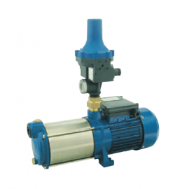 MPi Multistagecontrol Type MP 100/4 PC - 1pk - 4,8m³/h - 230V