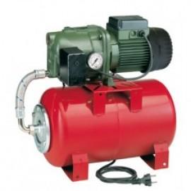 Hydrofoor pomp Aquajet 300m/60h (m³/u): 10,5 met een 60 Liter membraamtank