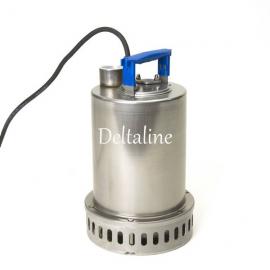 Ebara dompelpomp voor schoon- en vuilwater, Best M2 W, rvs, 230 V, 16,8 m³/uur