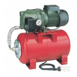 Hydrofoor pomp Aquajet 112m/20h (m³/u): 3,6 met een 20 Liter membraamtank