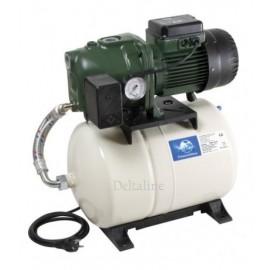 Hydrofoor pomp Aquajet GWS 82m/20h  (m³/u):3,6 met 20 liter membraamtank