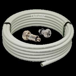 Alu-PE-X buis, Superpipe, meerlagenbuis ook voor Multi-fit - Multi-fit koppelingen