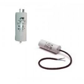 Condensator SAER  MF50- 50 UF
