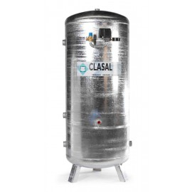 Clasal Verticale gegalvaniseerde Drukketels voor in de Melkstal of Beregening, en industrie.