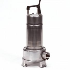 Ebara dompelpomp voor schoon- en vuilwater, Right 75 M, rvs, 230 V - 14 m³/uur zonder flotter