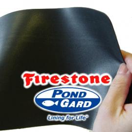 EPDM Rubber vijver folie Firestone