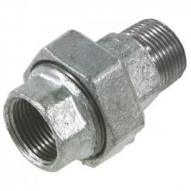 Nr 341 – Koppeling Met konische dichting Binnendraad x buitendraad