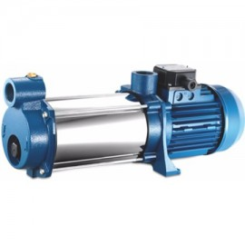 Foras Horizontale meertraps pomp RVS binnendraad 230V blauw type MON120 5A
