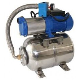 Geluidsarme  zelfaanzuigende hydrofoor pomp