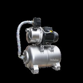 Inox Hydrofoor op 24 liter drukvat
