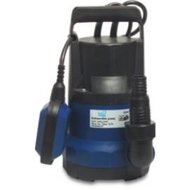 Mega PP kunststof dompelpomp voor schoon water type Q 2501 - 5 m³/uur