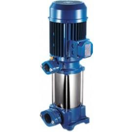 Meertraps centrifugaalpomp RVS type MV vertikaal