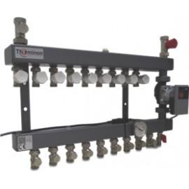 Mega Vloerverwarmingsverdeler, type 5000