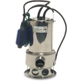 Mega RVS dompelpomp voor vervuild water type Q 550 B54 R - 10 m³/uur